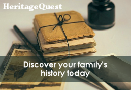 Heritage Quest Image