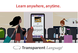 Transparent Language Image