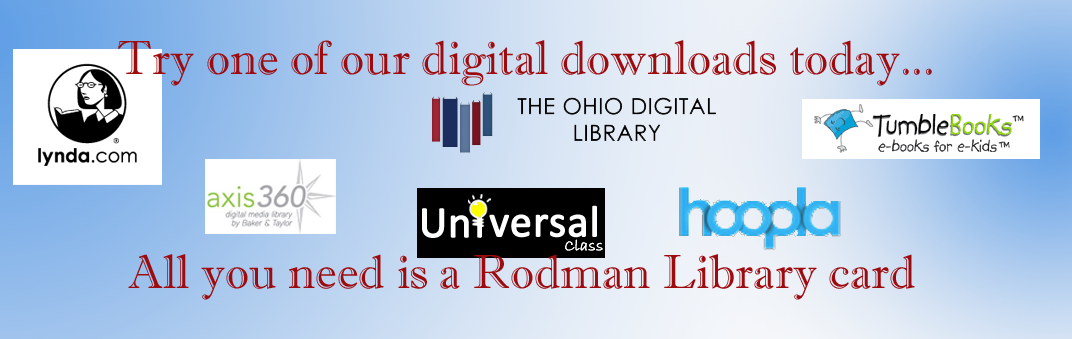 Try one of our digital downloads